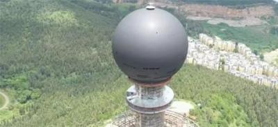 世界最大的人造月亮不在天上,而是位于贵州盘州市