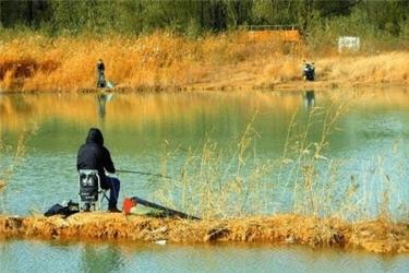 冬天钓鱼5字真言,冬钓其实不难