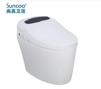 Suncoo/尚高智能马桶一体式坐便器全自动通便智能坐便器多功能马桶 SOZ-717