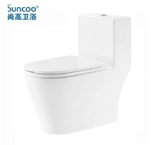 Suncoo/尚高卫浴 马桶 坐便器 家用马桶 SOL833